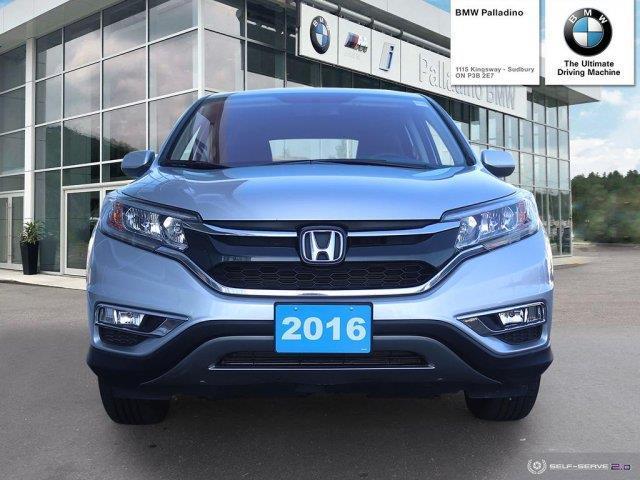 2016 Honda CR-V SE (Stk: U0095) in Sudbury - Image 2 of 21