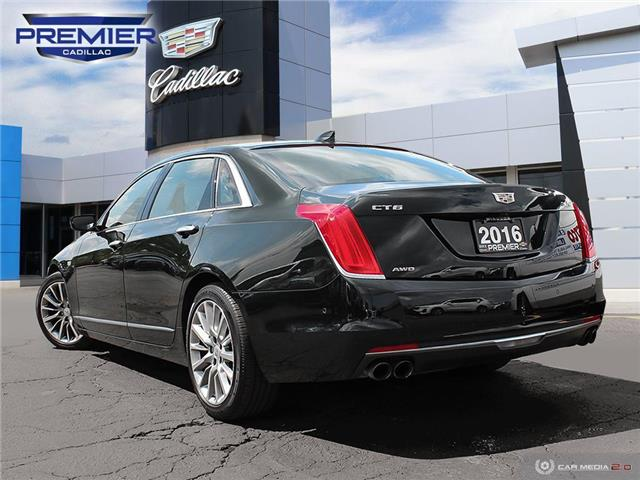 2016 Cadillac CT6 3.0L Twin Turbo Luxury at $38399 for ...
