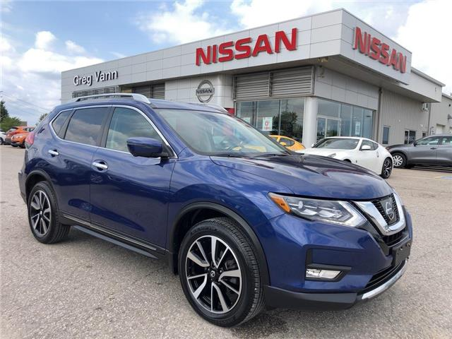 2017 Nissan Rogue SL Platinum (Stk: P2643) in Cambridge - Image 1 of 30