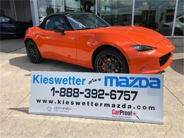 2019 Mazda MX-5 30th Anniversary (Stk: 35737) in Kitchener - Image 1 of 30