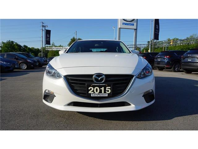 2015 Mazda Mazda3 Sport GS (Stk: HU863) in Hamilton - Image 3 of 34