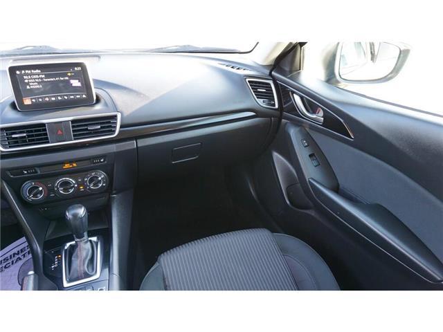 2015 Mazda Mazda3 Sport GS (Stk: HU863) in Hamilton - Image 29 of 34