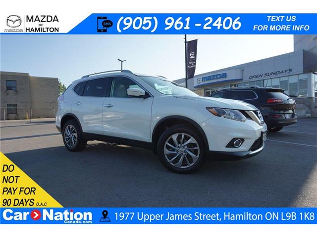 2015 Nissan Rogue  (Stk: HU865) in Hamilton - Image 1 of 41