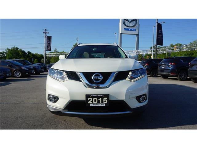 2015 Nissan Rogue  (Stk: HU865) in Hamilton - Image 3 of 41