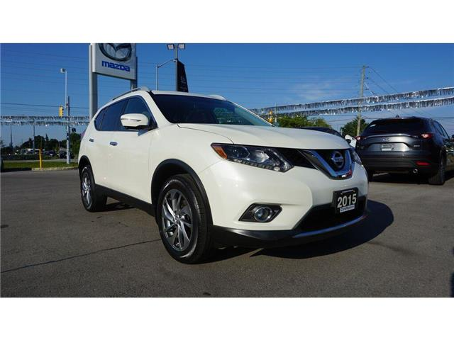 2015 Nissan Rogue  (Stk: HU865) in Hamilton - Image 4 of 41