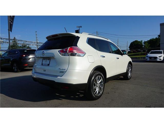 2015 Nissan Rogue  (Stk: HU865) in Hamilton - Image 6 of 41
