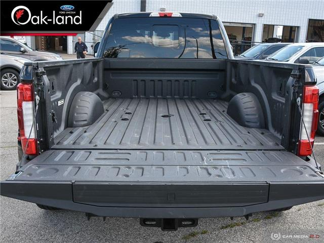 2018 Ford F-350 XLT (Stk: R3475) in Oakville - Image 11 of 27