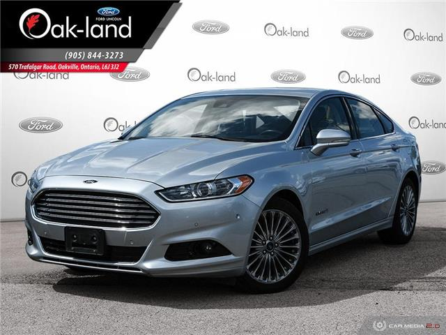 2014 Ford Fusion Hybrid Titanium (Stk: P5732) in Oakville - Image 1 of 27