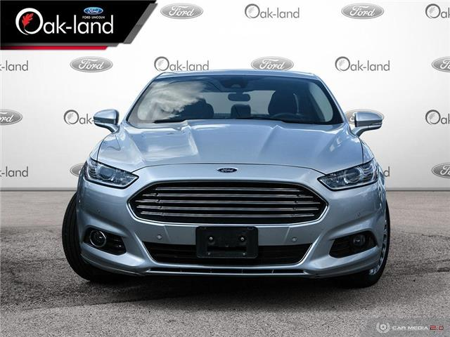 2014 Ford Fusion Hybrid Titanium (Stk: P5732) in Oakville - Image 2 of 27
