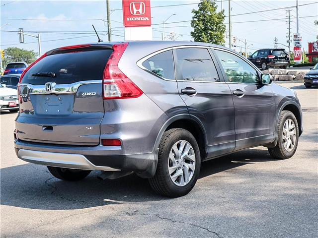 2016 Honda CR-V SE (Stk: 3396) in Milton - Image 5 of 25