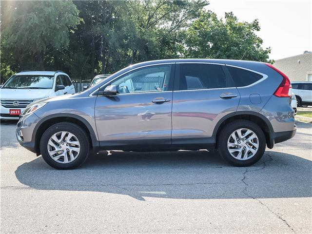 2016 Honda CR-V SE (Stk: 3396) in Milton - Image 8 of 25