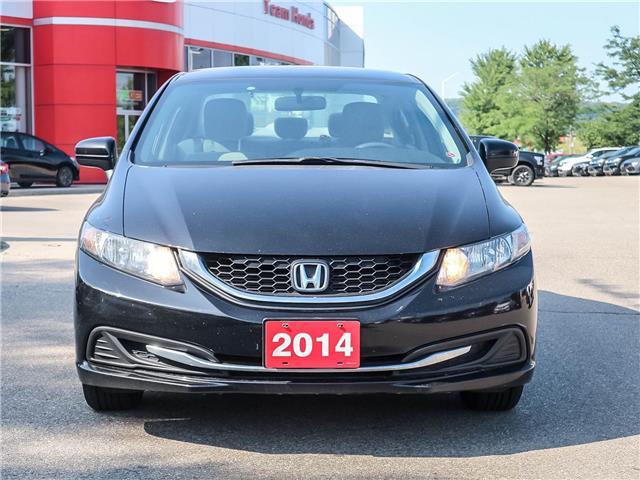 2014 Honda Civic LX (Stk: 3385) in Milton - Image 2 of 23