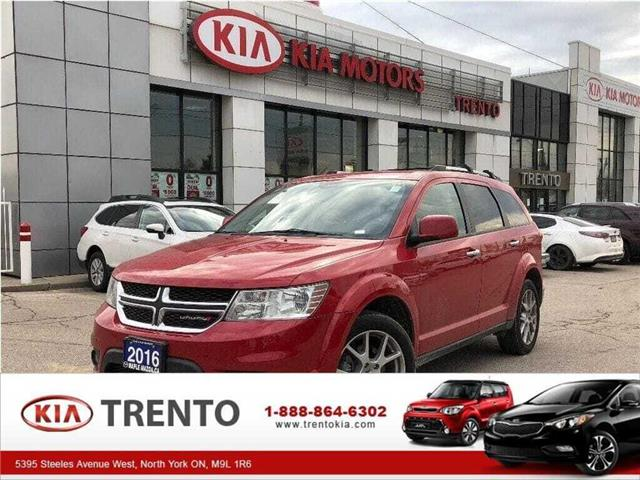 2016 Dodge Journey R/T (Stk: SF113) in North York - Image 1 of 27