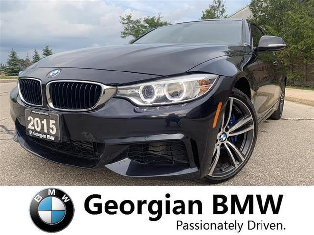 2015 BMW 435i xDrive Gran Coupe (Stk: P1458) in Barrie - Image 1 of 19