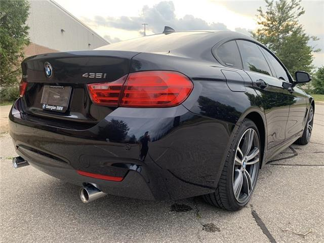2015 BMW 435i xDrive Gran Coupe (Stk: P1458) in Barrie - Image 5 of 19