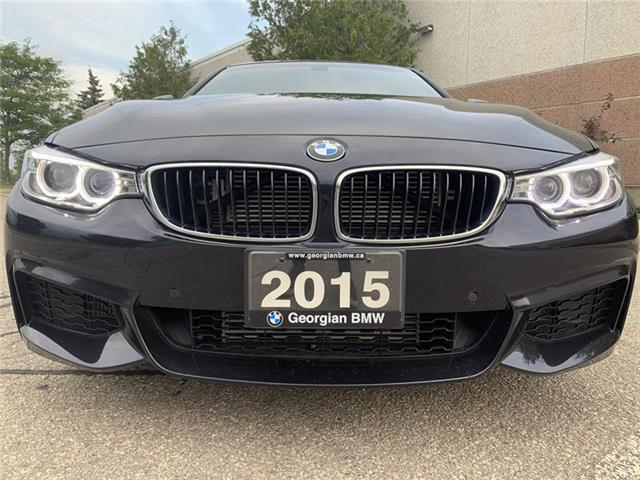2015 BMW 435i xDrive Gran Coupe (Stk: P1458) in Barrie - Image 8 of 19