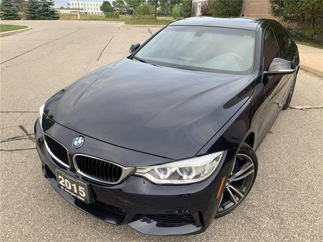 2015 BMW 435i xDrive Gran Coupe (Stk: P1458) in Barrie - Image 19 of 19