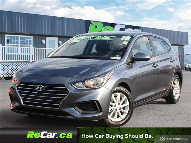 2019 Hyundai Accent Preferred (Stk: 190957A) in Fredericton - Image 1 of 23