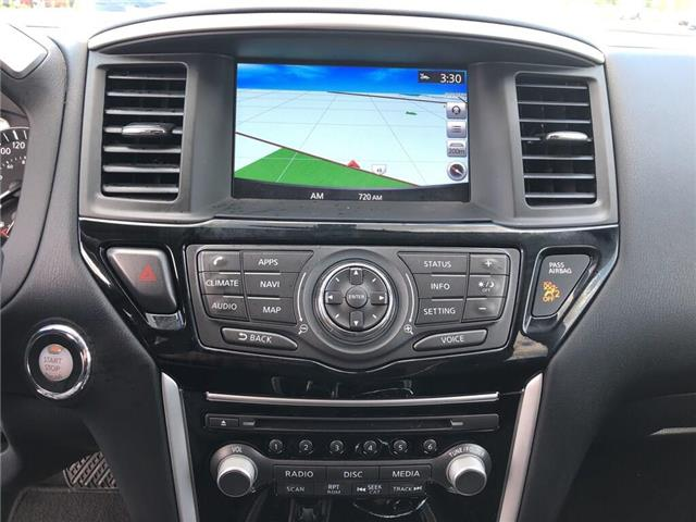 2018 Nissan Pathfinder SV Tech 3 5L SV-Tech 4WD|Navi|Camera