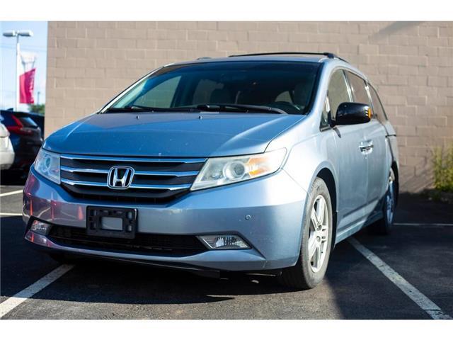 2011 Honda Odyssey Touring (Stk: T6700C) in Niagara Falls - Image 1 of 18