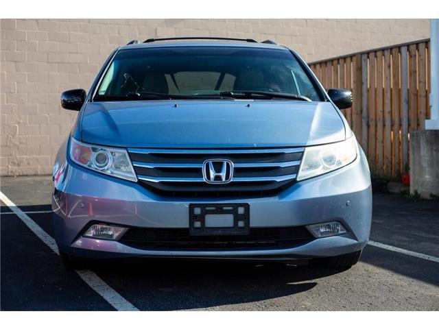 2011 Honda Odyssey Touring (Stk: T6700C) in Niagara Falls - Image 2 of 18