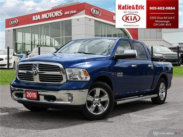 2015 RAM 1500 SLT (Stk: SO19043A) in Mississauga - Image 1 of 28