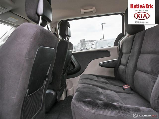 2014 Dodge Grand Caravan SE/SXT (Stk: NR19014A) in Mississauga - Image 25 of 28