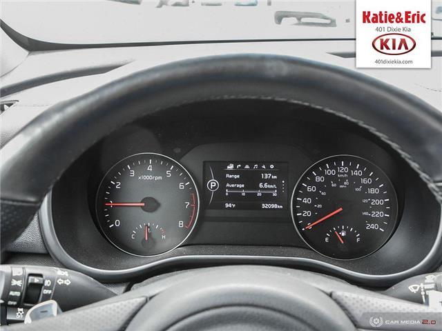 2018 Kia Sportage SX Turbo (Stk: K3099) in Mississauga - Image 16 of 28