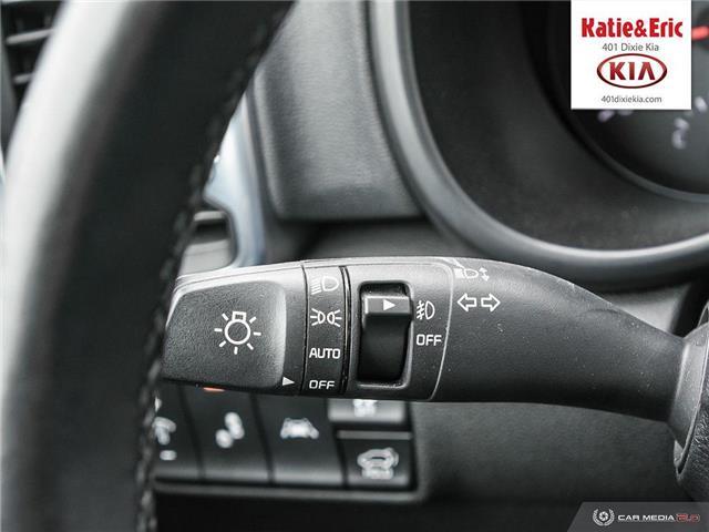 2018 Kia Sportage SX Turbo (Stk: K3099) in Mississauga - Image 17 of 28
