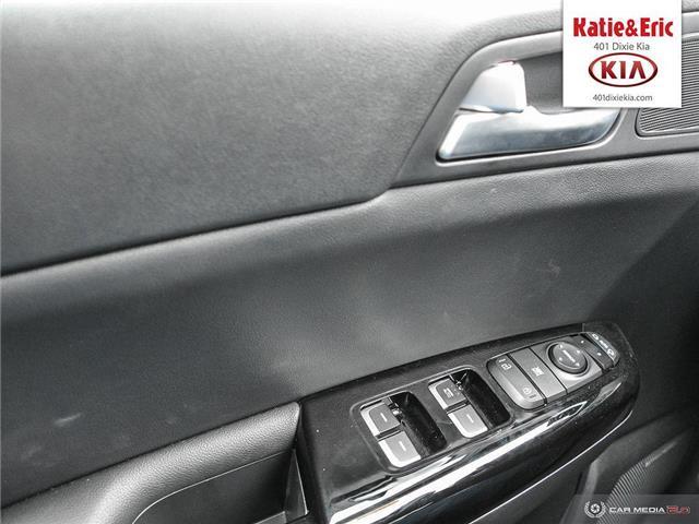 2018 Kia Sportage SX Turbo (Stk: K3099) in Mississauga - Image 18 of 28