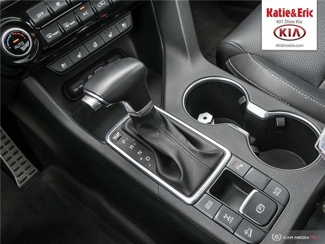 2018 Kia Sportage SX Turbo (Stk: K3099) in Mississauga - Image 20 of 28