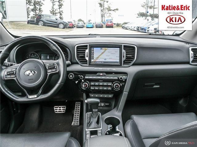 2018 Kia Sportage SX Turbo (Stk: K3099) in Mississauga - Image 26 of 28