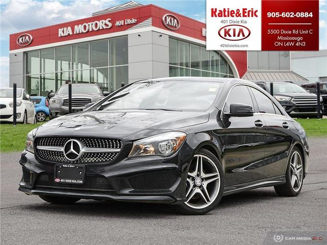 2016 Mercedes-Benz CLA-Class Base (Stk: K3056J) in Mississauga - Image 1 of 28