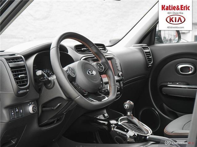2018 Kia Soul SX Turbo (Stk: SL18060) in Mississauga - Image 12 of 27