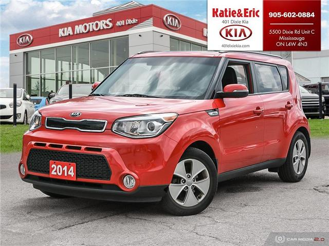 2014 Kia Soul EX (Stk: SO19104A) in Mississauga - Image 1 of 28
