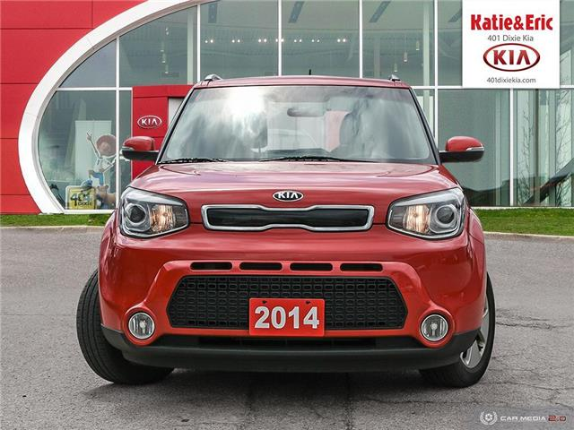 2014 Kia Soul EX (Stk: SO19104A) in Mississauga - Image 3 of 28