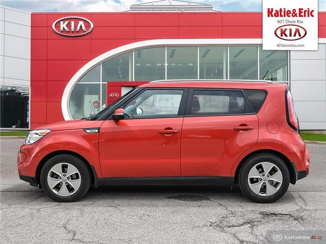 2014 Kia Soul EX (Stk: SO19104A) in Mississauga - Image 4 of 28