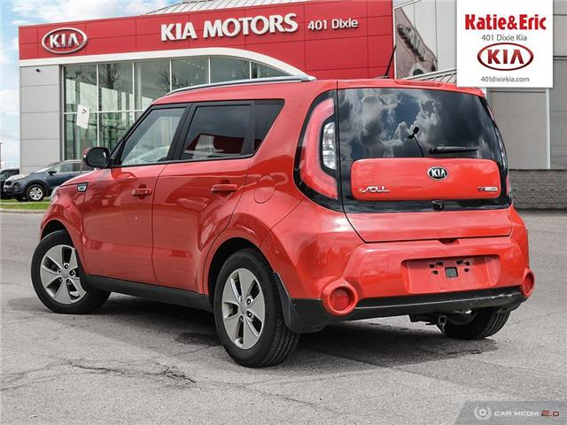 2014 Kia Soul EX (Stk: SO19104A) in Mississauga - Image 5 of 28