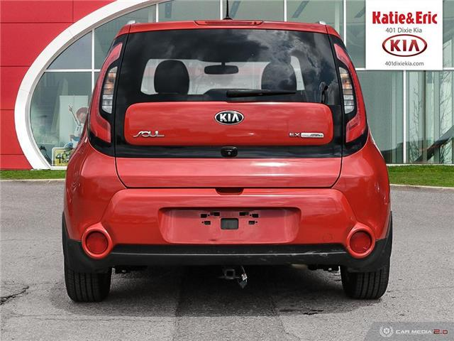 2014 Kia Soul EX (Stk: SO19104A) in Mississauga - Image 6 of 28