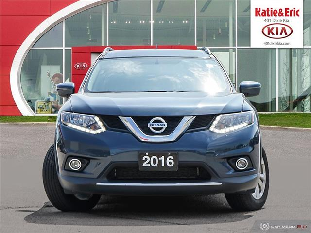 2016 Nissan Rogue S (Stk: K3018J) in Mississauga - Image 3 of 30