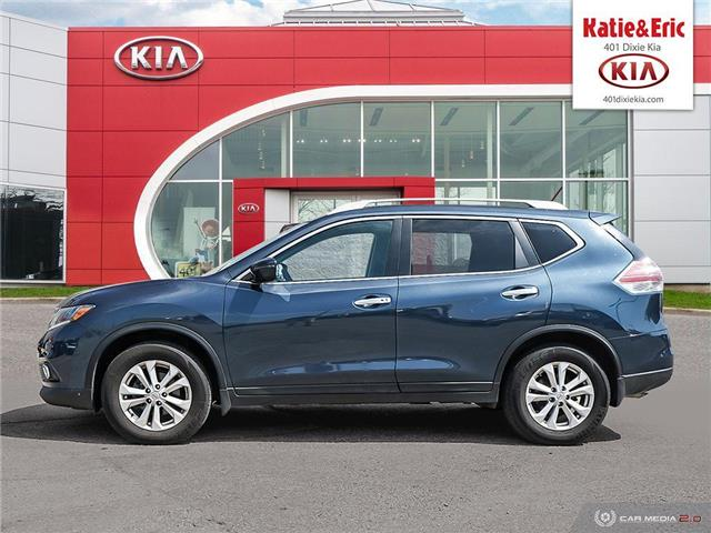 2016 Nissan Rogue S (Stk: K3018J) in Mississauga - Image 4 of 30