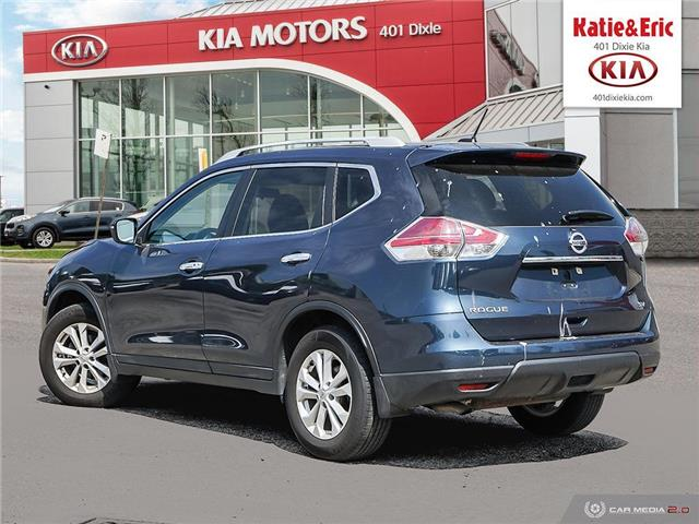 2016 Nissan Rogue S (Stk: K3018J) in Mississauga - Image 5 of 30