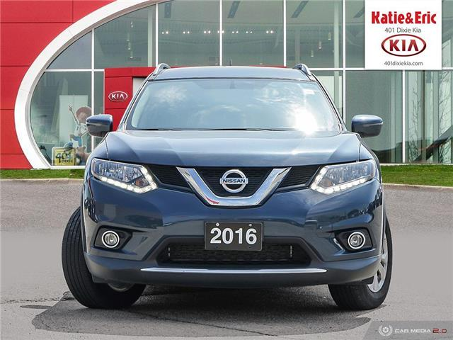 2016 Nissan Rogue S (Stk: K3018J) in Mississauga - Image 6 of 30