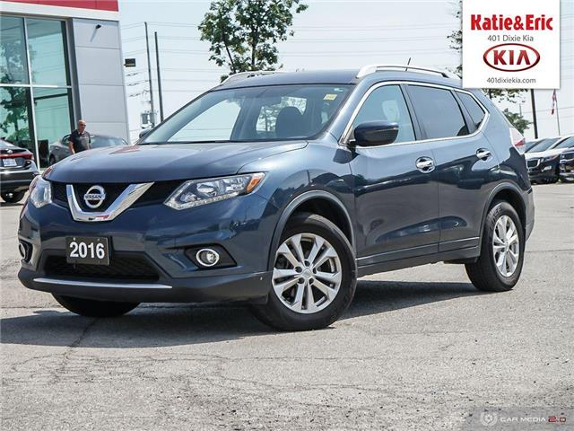 2016 Nissan Rogue S (Stk: K3018J) in Mississauga - Image 7 of 30