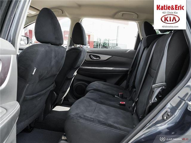 2016 Nissan Rogue S (Stk: K3018J) in Mississauga - Image 26 of 30
