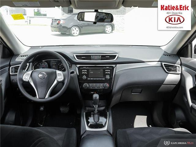 2016 Nissan Rogue S (Stk: K3018J) in Mississauga - Image 27 of 30