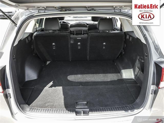 2016 Kia Sorento 2.0L EX (Stk: K3065) in Mississauga - Image 11 of 28