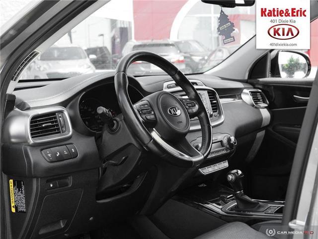 2016 Kia Sorento 2.0L EX (Stk: K3065) in Mississauga - Image 13 of 28