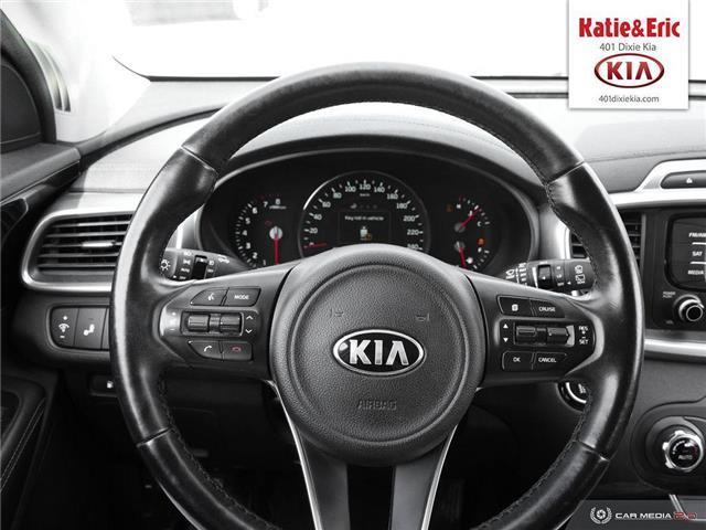 2016 Kia Sorento 2.0L EX (Stk: K3065) in Mississauga - Image 14 of 28