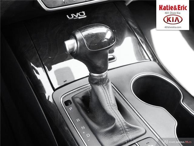 2016 Kia Sorento 2.0L EX (Stk: K3065) in Mississauga - Image 18 of 28